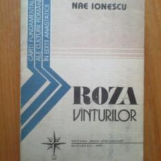 E1 Nae Ionescu - Roza Vanturilor - Filosofie