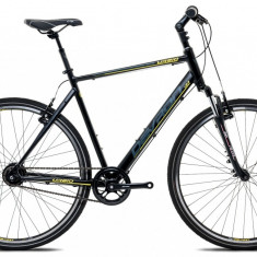 "Bicicleta Devron Urbio U2.8 M – 533/21"", Fiere BlackPB Cod:217UM285264 - Bicicleta Cross"