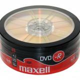 DVD-R blank 4.7GB 16x 25buc pe folie Maxell
