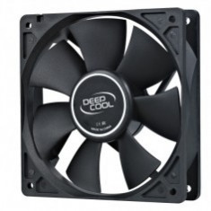 Cooler DeepCool Fan for Case, Hydro Bearing, dimensiuni 120X120X25mm, Fan Speed 1300 RPM, Max. Air Flow 44.71 CFM, zgomot 26 dB(A) - Cooler PC