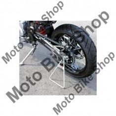 MBS DRC TRIANGLE STAND SUPERMOTO TYPE, silber, SUPERMOTO, 17/237, Cod Produs: DF3639022AU - Cabluri Moto