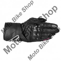 MBS Manusi piele fete Alpinestars Stella SP-8 Black, negru, XL, Cod Produs: 351831310XLAU - Manusi moto
