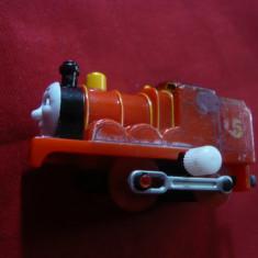 Locomotiva -Jucarie -Tomy, plastic, L=5, 3 cm - Trenulet