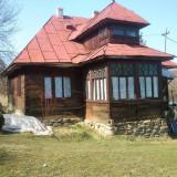 Casa in Berbesti la 10 km de Sighet - Casa de vanzare, 100 mp, Numar camere: 5, Suprafata teren: 18000