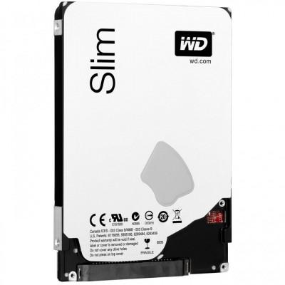 "HDD Notebook 2.5"" 750GB 5400rpm 16M SATA3 WD foto"