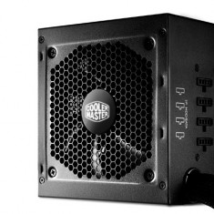 SURSA Cooler Master 450W (real), G450M, 450W (real), fan 120mm, 80 Plus Bronze, 2x PCI-E (6+2), 6x S-ATA, semi-modulara