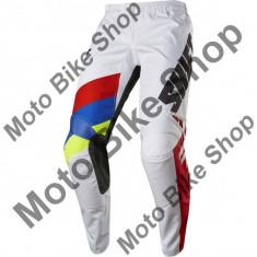 MBS SHIFT RENNHOSE WHIT3 TARMAC, white, 32, LE2017, Cod Produs: 1711300832AU - Imbracaminte moto, Pantaloni