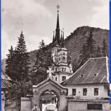 C44 RPR CP vedere circulata 1970 Brasov biserica Sf.Nicolae, masina de epoca - Carte Postala Transilvania dupa 1918, Fotografie