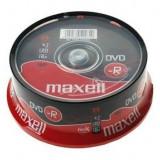 DVD-R blank 4.7GB 16x 10buc pe folie Maxell