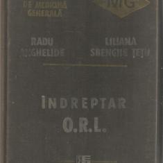 Indreptar ORL - Carte ORL