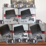 Playstation 3 Slim, Play Station 3, GTA V, Fifa 17,Minecraft, PS3 Modat, Garanti