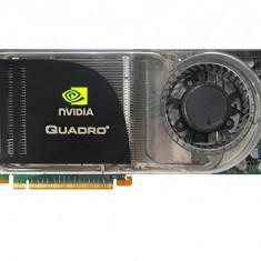 Placa video profesionala Quadro FX 5600 1.5GB DDR3 384-bit, garantie! - Placa video PC NVIDIA, PCI Express, nVidia