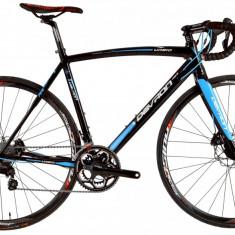 "Bicicleta Devron Urbio R6.8 S – 480/19"", Pure BlackPB Cod:217RR684863 - Cursiera"