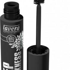 Rimel bio negru intens Deep Darkness si 13 ml - Lavera