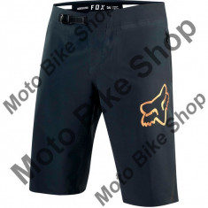 MBS FOX MTB SHORT ATTACK PRO AM, black, 34, 17/158, Cod Produs: 1860400134AU - Bermude barbati