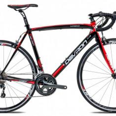 "Bicicleta Devron Urbio R4.8 L – 560/22"", Race BlackPB Cod:217RR485662 - Cursiera"