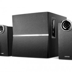BOXE 2.1, RMS: 36W (8Wx2 + 20W), volum, bass, treble, black, telecomanda WIRELESS, EDIFIER