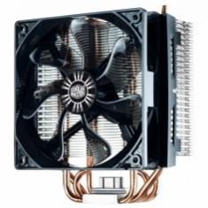 Cooler COOLER Master CPU universal, Hyper T4, soc. LGA 2011/1366/115x/775/FM2+/FM2/FM1/AM3+/AM3 /AM2, Al-Cu, 4* heatpipe