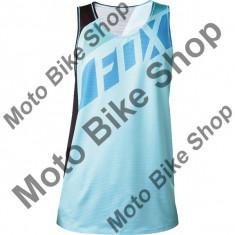 MBS FOX TANK FLEXAIR SECA, acid blue, M, 17/186, Cod Produs: 18798588MAU