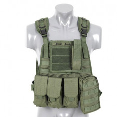 Vesta Plate Carrier Harness Olive