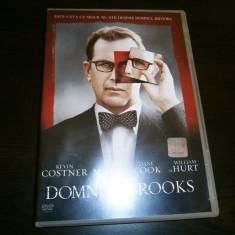 Domnul Brooks, DVD Film thriller mgm cu Kevin Costner si Demi Moore!, Romana