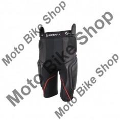 MBS SCOTT PROTEKTOR SHORT MX, schwarz, S, 17/052, Cod Produs: 225598SAU - Bermude barbati