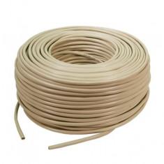 Cablu FTP LOGILINK, cat. 5e, 4x2 AWG 26/7, PVC, 305m,