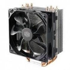 Cooler COOLER Master CPU universal, Hyper 212 LED, soc. LGA 2011/1366/115x/775/FMx/AMx, Al-Cu, 4* heatpipe, 180W