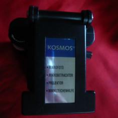 Dispozitiv foto Kosmos cu lupa si sistem oglinzi - se vizualizeaza imagine spate - Accesoriu Proiectie Aparate Foto