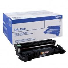 Unitate Cilindru Original Brother DR3300, compatibil DCP-8110DN, DCP-8250DN, HL-5440D, HL-5450DN, HL-5470DW, HL-6180DW, MFC-8510DN, MFC-8520DN, ... - Cilindru imprimanta