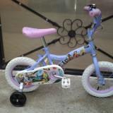Tinker Bell by Disney, bicicleta copii 12 (2-5 ani)