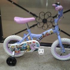 Tinker Bell by Disney, bicicleta copii 12