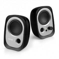 BOXE 2.0, RMS: 4W (2W x 2), bass reflex port, USB, EDIFIER