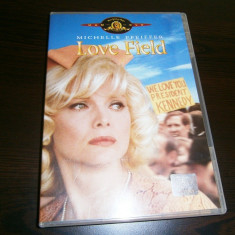 Love Field, DVD film cu Michelle Pfeiffer, 1992! - Film drama mgm, Romana