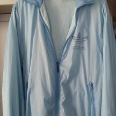 Geaca Adidas Aqua Blue - Geaca barbati Adidas, Marime: M/L, Culoare: Albastru