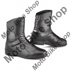 MBS TCX TOURENSTIEFEL HUB WATERPROOF, schwarz, 38, 17/066, Cod Produs: XS7170W38AU - Incaltaminte moto
