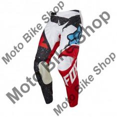 MBS FOX RENNHOSE 180 NIRV - nicht lieferbar !!!, red-white, 38, 17/143SB, Cod Produs: 1725805438AU - Imbracaminte moto, Pantaloni