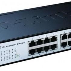 Switch 16 porturi 10/100, 16 porturi 10/100Mbps, metal, 11