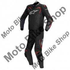 MBS ALPINESTARS LEDER 2-TEILER GP PRO, schwarz-rot, 46, 17/008, Cod Produs: 31650161346AU - Imbracaminte moto Alpinestars, Combinezoane