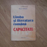 Limba si literatura romana CAPACITATE