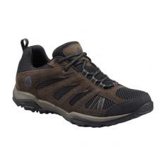 Pantofi barbatesti Columbia North Plains Drifter (CLM-1671041-BLA) - Pantof barbat Columbia, Marime: 40, 42, 43, 44, 45, Culoare: Maro