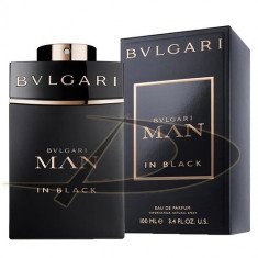 Bvlgari Man In Black, 150 ml, Apă de parfum, pentru Barbati - Parfum barbati