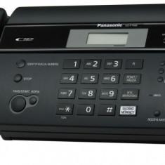 Fax Panasonic KX-FT988FX-B, hartie termica si robot tel. digital, (include timbru verde 5 lei)