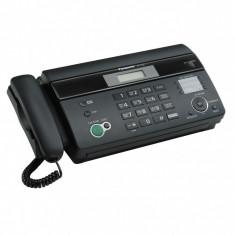 Fax Panasonic KX-FT982FX-B, hartie termica, (include timbru verde 5 lei)