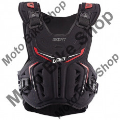 MBS LEATT BRUSTPANZER 3DF AIRFIT, schwarz-rot, 2XL=90-130kg, 17/105, Cod Produs: LB17120113AU - Armura moto