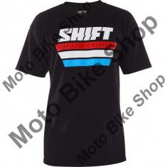 MBS SHIFT T-SHIRT LE MANS, black, M, LE2017, Cod Produs: 19111001MAU - Tricou barbati, Maneca scurta