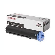 Cartus toner copiator CANON iR1018 iR1020 iR1022 iR1024 C-EXV18 Amteq - Copiator alb negru