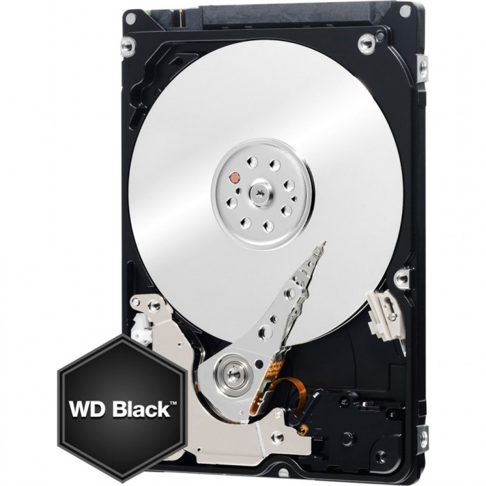 "HDD Notebook 2.5"" 500GB 7200rpm 32M SATA3 WD foto mare"