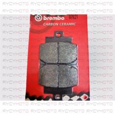 Placuta de frana brembo carbon ceramic aprilia - Piese electronice Moto