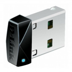 Placa Retea wireless USB 150Mbps, D-Link